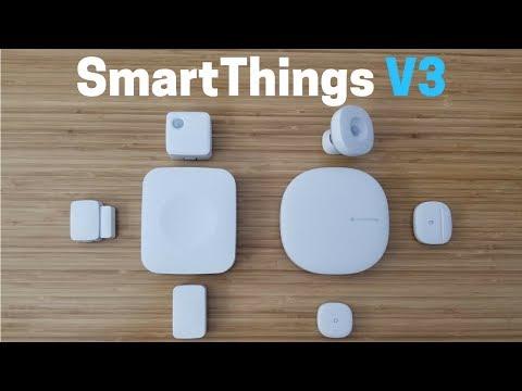 SmartThings v3 Review & New Sensors - Comparing v3 vs v2
