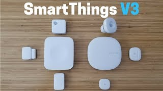SmartThings v3 Review & New Sensors - Comparing v3 vs v2