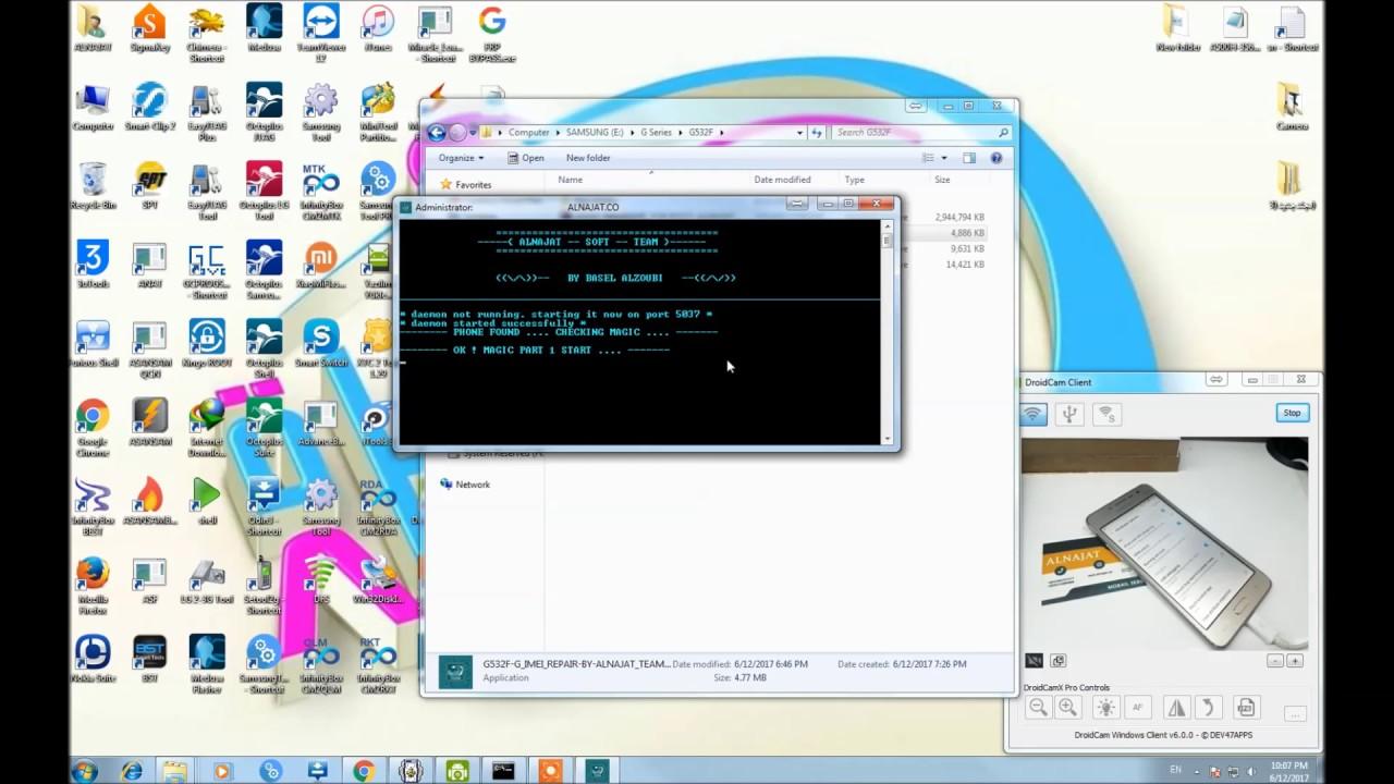 g532F / G IMEI REPAIR SOLUTION
