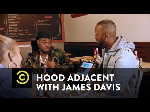Hood Adjacent with James Davis - Side-Chick and Side-Dude Humor