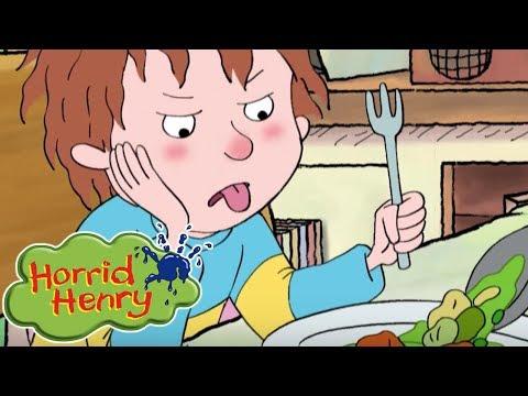 Horrid Henry - Grown Up | Cartoons For Children | Horrid Henry Episodes | HFFE