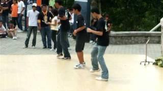 Malaysian Style Shuffle
