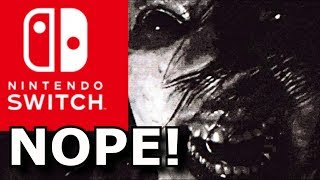 Resident Evil 7 on Nintendo Switch is TRASH?! - Gameplay and Impressions