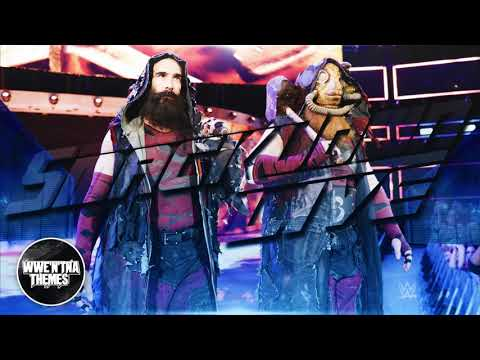 2017: The Bludgeon Brothers (Harper & Rowan) NEW WWE Theme Song - Unknown Title [Recording] ᴴᴰ
