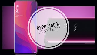 Oppo Find X - Déballage et présentation du smartphone le plus attendu de cette fin d'année.