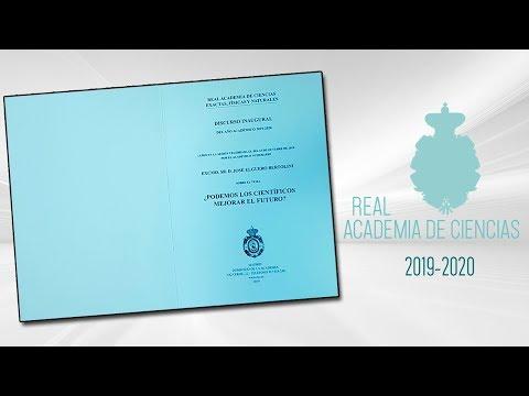 José Elguero Bertolini, 23 de octubre de 2019.Lección Inaugural con la que da comienzo el curso académico de la Real Academia de Ciencias 2019/2020.▶ Suscríbete a nuestro canal de YouTubeRAC: https://www.youtube.com/RealAcademiadeCienciasExactasFísi