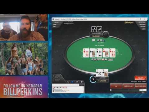 Dan Bilzerian Loses A $5000 Bet