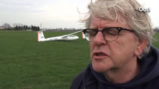 Zorgen voor Aero Club Salland: aanvliegroute Lelystad komt boven zweefvliegveld Lemelerveld
