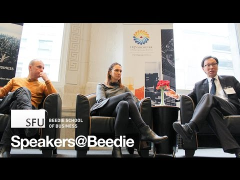 Speakers@Beedie: Apparel in B.C. (Part 4 of 4: panel discussion)