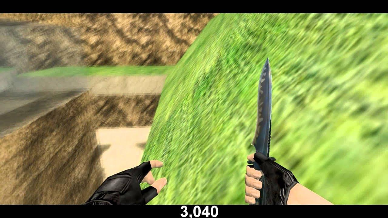 Counter-Strike 1.6 - Speedrun - '250' - World Record by DΛN