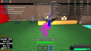 Copy of roblox:INFINITY RPG leveling to level 146