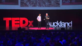 Invention rewired | David Downs & Jon Bridges | TEDxAuckland video