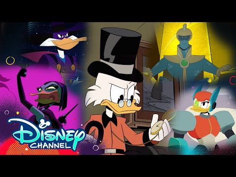 Season 2 Sneak Peek! | DuckTales | Disney Channel