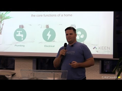 Ryan Fant, Keen Home (FirstMark Capital / Hardwired NYC)