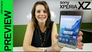 Sony Xperia XZ preview en español | 4K UHD