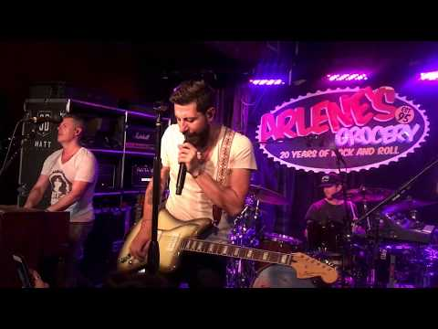 Old Dominion - No Such Thing as a Broken Heart (Live) // Arlene's Grocery, NYC 2017