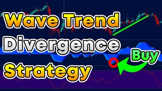 Crypto Face Wave Trend Oscillator Divergence Trading Strategy - Bitcoin Trading Strategy