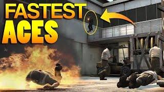 CS:GO - FASTEST Aces! #22