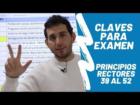 Claves de examen de los PRPSE
