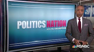 Rev. Al Sharpton Reflects On The Tragedy In Pittsburgh | PoliticsNation | MSNBC