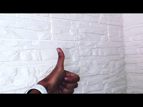 Review paneles espuma 3D (Amazon y AliExpress)