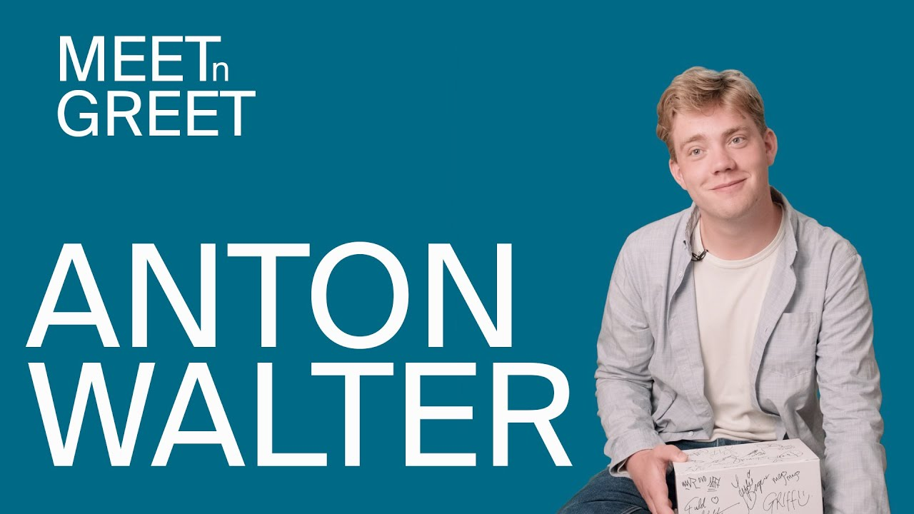 Meet 'n' Greet: Anton Walter