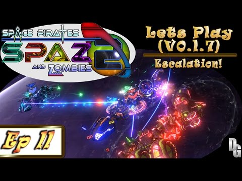 Space Pirates and Zombies 2 ► Let's Play Episode 11 - Using Bounties for Evil!