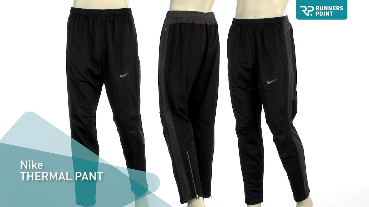 Nike THERMAL PANT - YouTube 4cab9f7ff74d