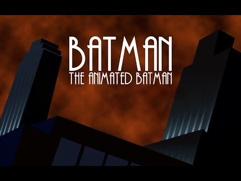 Batman: The Animated Batman -  Episode 1