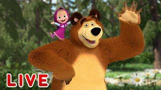 🔴 LIVE STREAM 🎬 Masha and the Bear 🐻👱♀️ Welcome to the world of Masha and the Bear! 🌎🎬