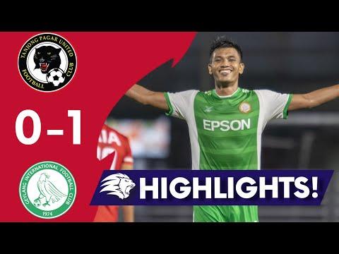 Tanjong Pagar United Geylang Goals And Highlights
