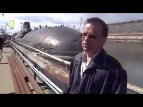 Russian Typhoon Shark: World's Biggest Ballistic Missile Nuclear Submarine