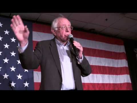 New Year's Eve in Iowa | Bernie Sanders - YouTube