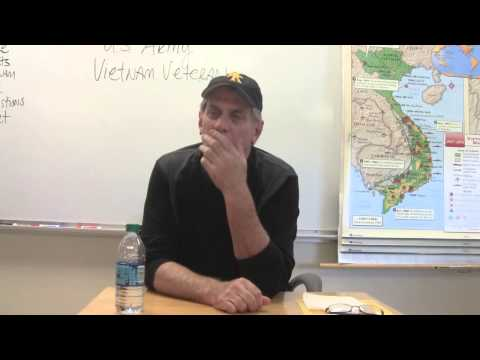 Vietnam War Hero Interview