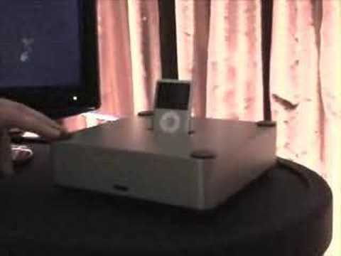 AudiogoN  CES Wadia high end iPod dock cheap audiophile quality digital transport  YouTube