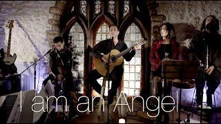 'I am an Angel' Lyric Video by Moshe Halperin