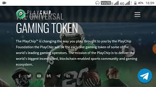 PLAYCHIP TOKEN INR BANK WITHDRAW INFORMATION LIVE TRANSACTION