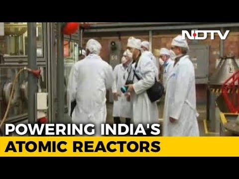 From Cold Siberia, Uranium Comes For Kudankulam Atomic Plant