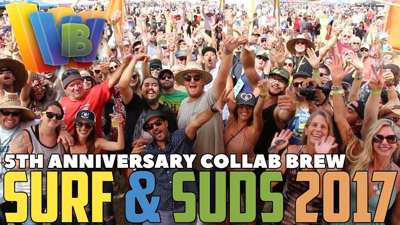 SURF AND SUDS BEER FEST!