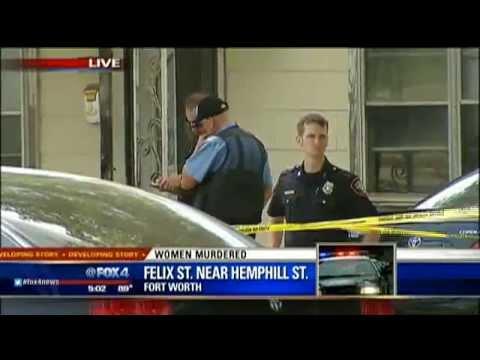 Three women murdered in Fort Worth