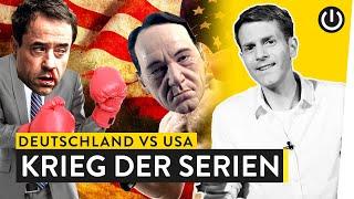Usa Gegen Deutschland Der Ultimative Tv Serien Showdown Walulis