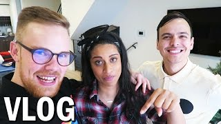 Filming with Every YouTuber! (Vlog #33)