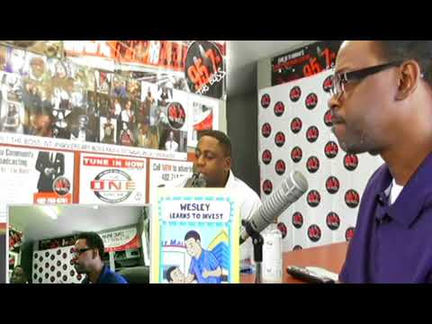 """Omaha 95.7 FM Interview W/ """"The Boss"""" William King"""
