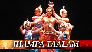 Jhampa Taalam by R Vedavalli | Learn Carnatic Music