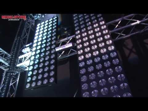 Musikmesse 2013 - ADJ Matrix Beam LED (english)