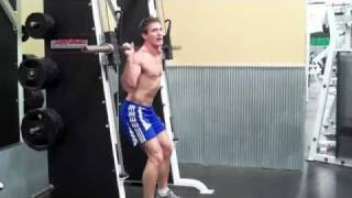 How To: Smith Machine- Squat