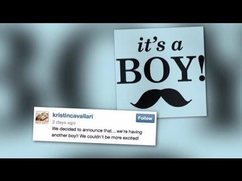 Kristin Cavallari attend son deuxième bébé, un garçon