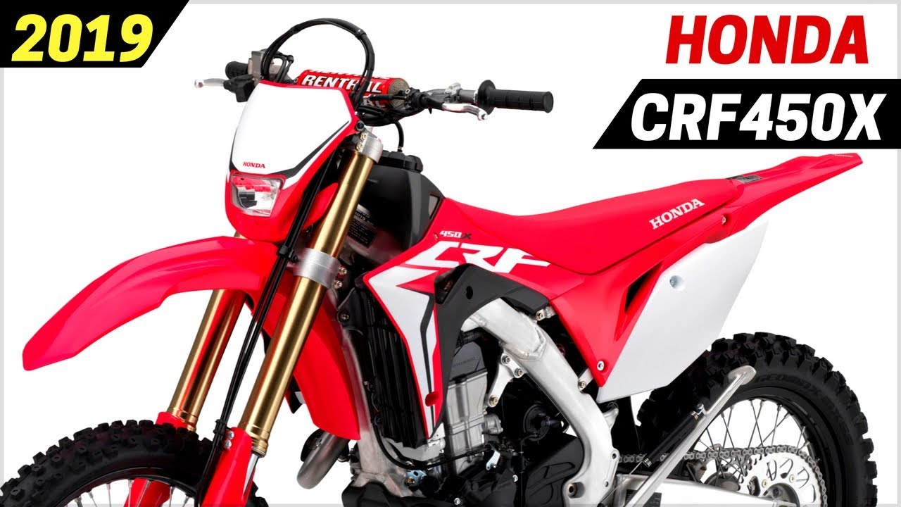 new 2019 honda crf450x has been completely overhauled with lots of rh youtube com