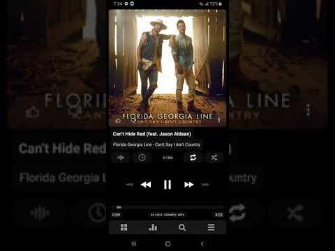 Florida Georgia Line - Can't Hide Red (feat. Jason Aldean)(Official Audio) Mp3