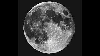 FLEET Of BLACK DISCS Pass In Front Of Lunar Surface - July 29TH 2018